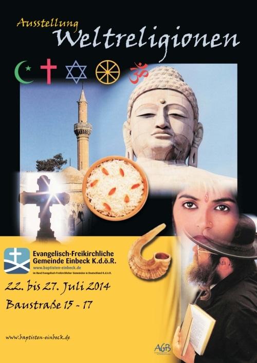 Ausstellung Weltreligionen