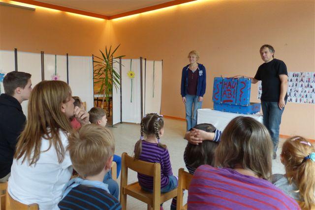 """Foto von der Veranstaltung """"Hau ab!"""" mit Dirk Bayer"""